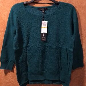 New Cable & Gauge sweater SMALL